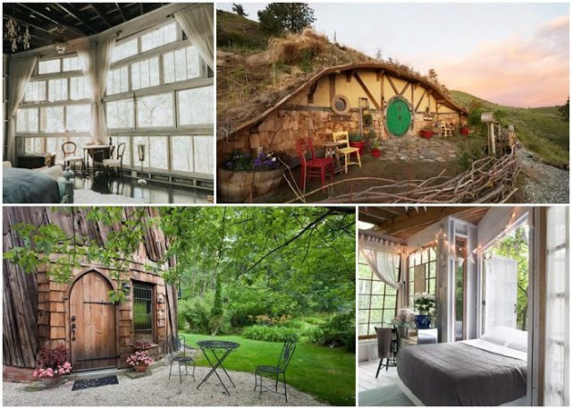 5 bájos Airbnb apartman az USA-ból